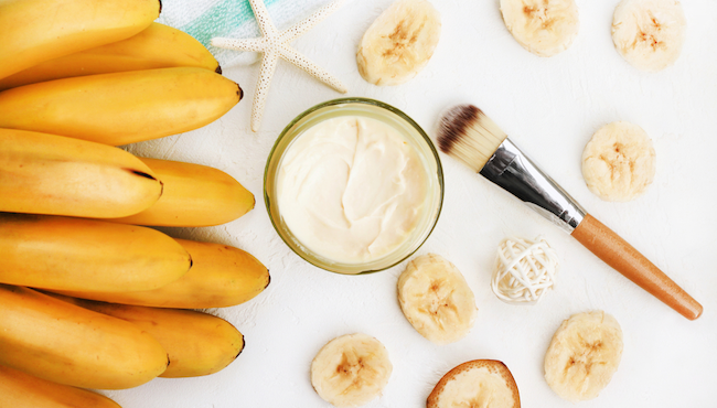 Banana Face Pack